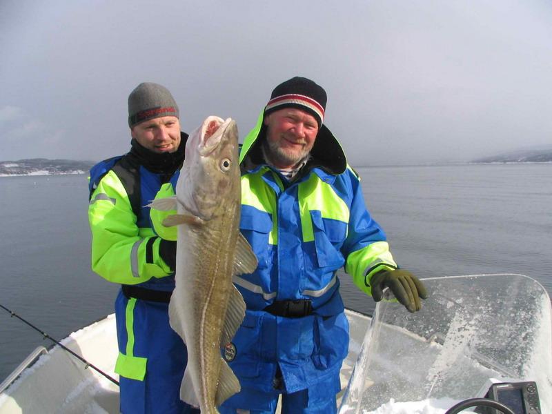 кто был в норвегия тур рыбалка